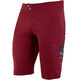PEARL iZUMi Divide Shorts Men Tibetan Red/Blue Depths
